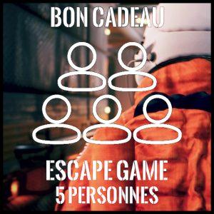 bon cadeau escape game 5 personnes merignac bordeaux v2