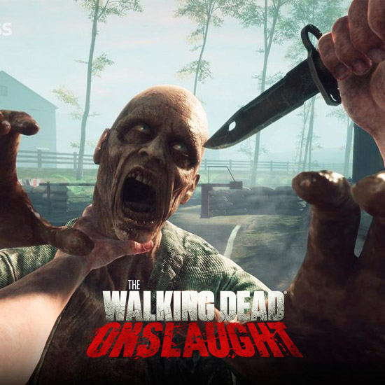 The walking dead onslaught vr realite virtuelle virtuoz escape bordeaux merignac traielr