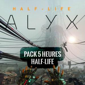 pack 5 heures Half life alyx realite virtuelle bordeaux merignac